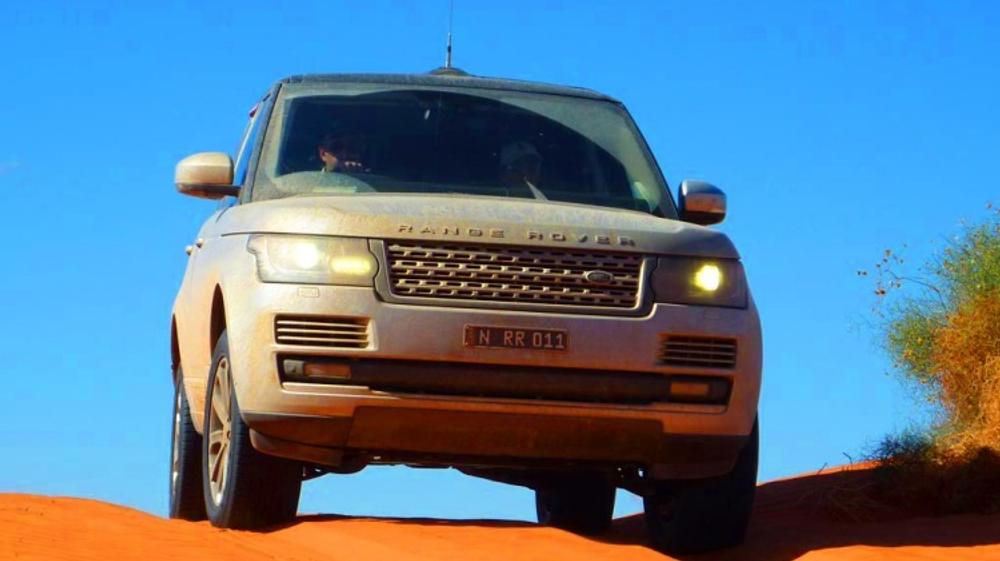 Outback comparison review: Range Rover v Mercedes v Toyota v