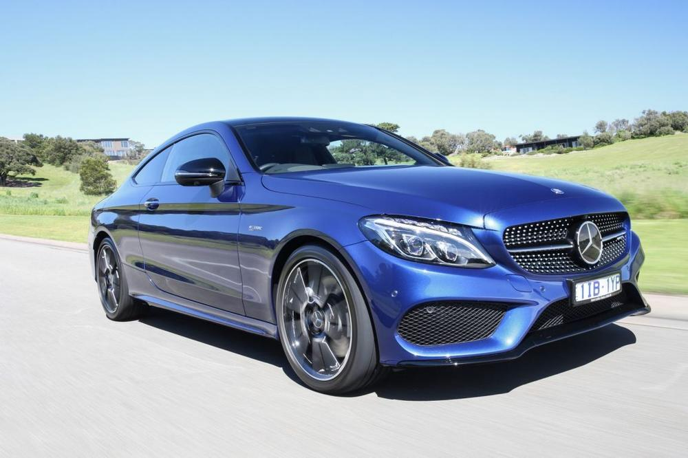 Mercedes-AMG C43 Coupe first drive review - Driven: Mercedes-AMG C43