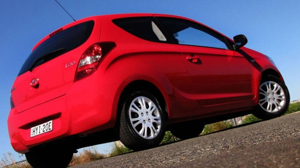 Used car review: Hyundai i20 2010-2013