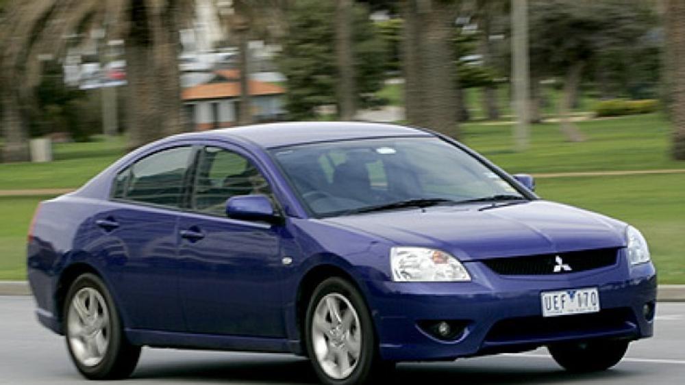 2006 Mitsubishi 380