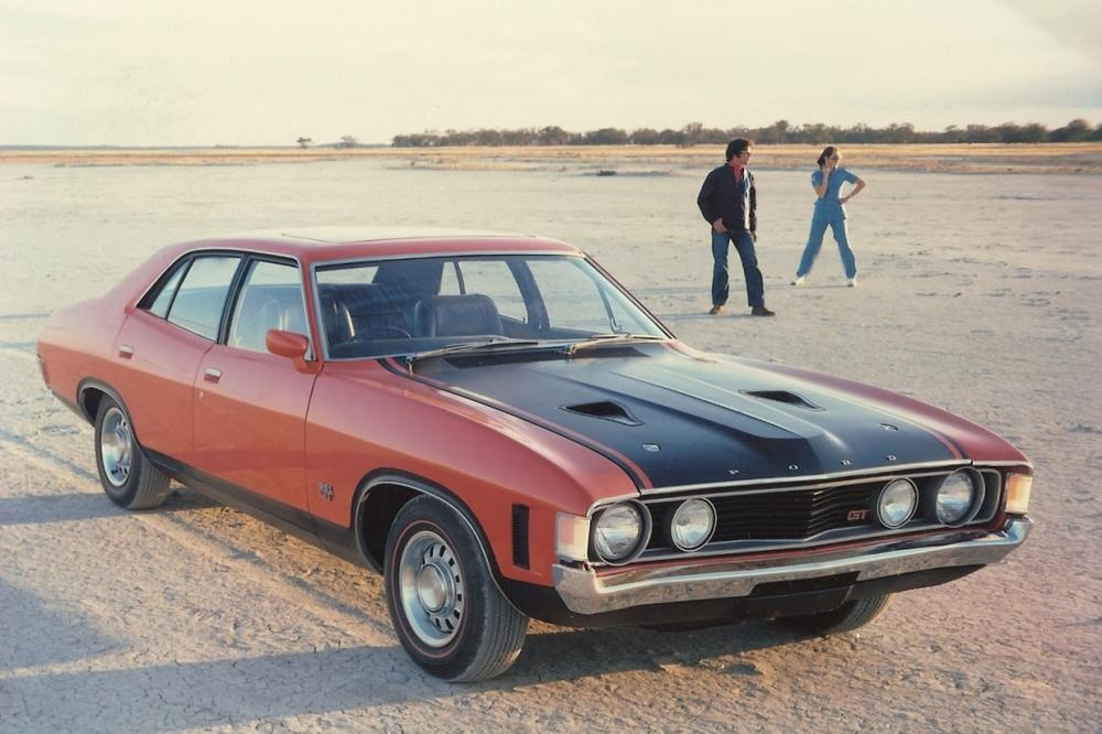 1971 Ford Falcon