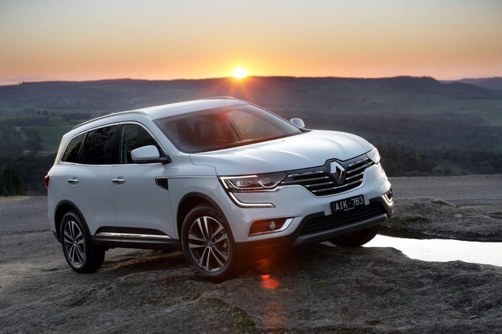 2016 Renault Koleos