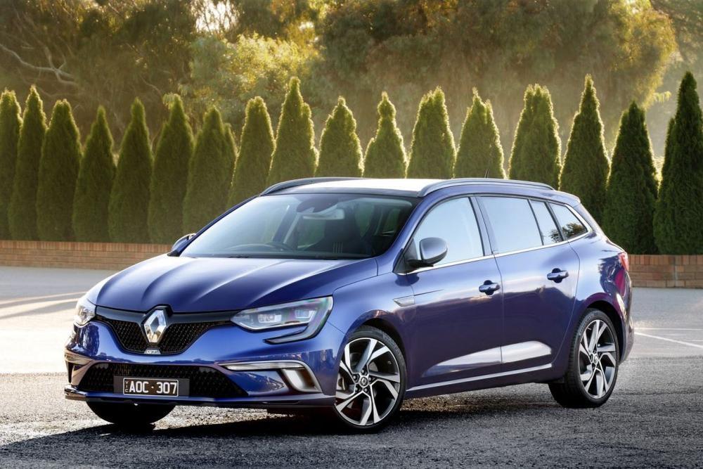 0 Renault Megane