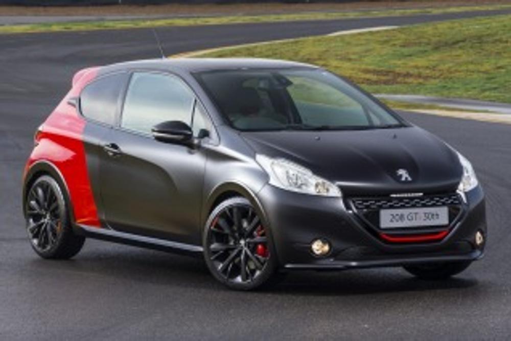 2015 Peugeot 208