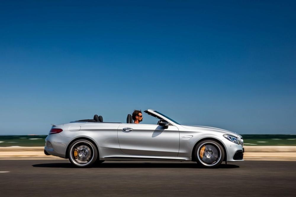 2017 Mercedes-Benz C63