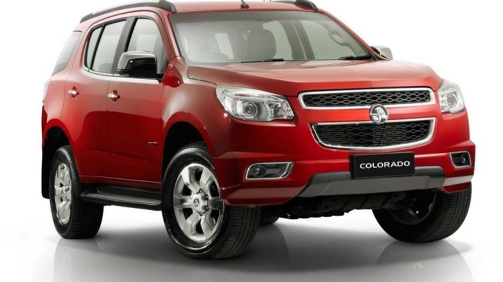 2013 Holden Colorado 7