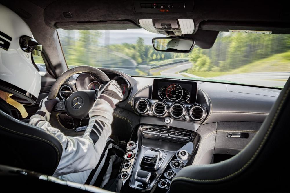 2016 Mercedes-Benz AMG GT
