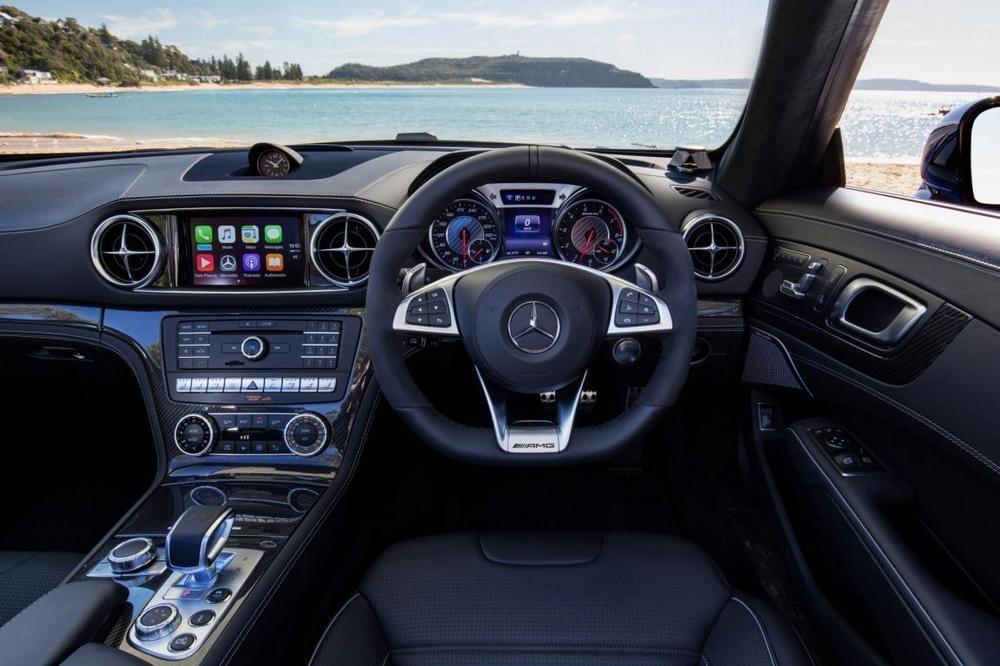 2016 Mercedes-Benz SL63