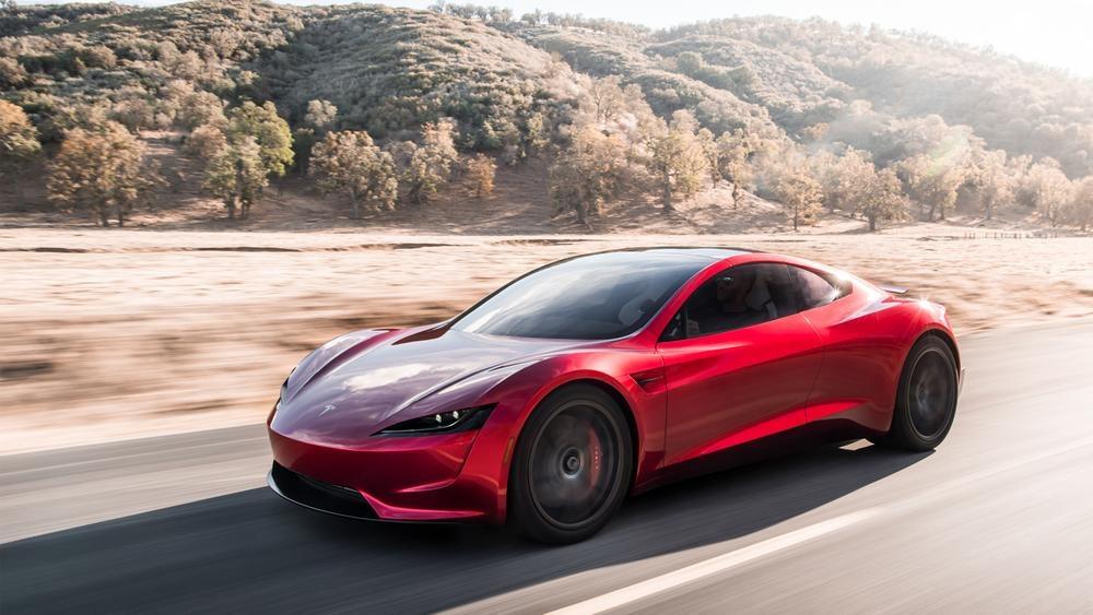 2012 Tesla Roadster