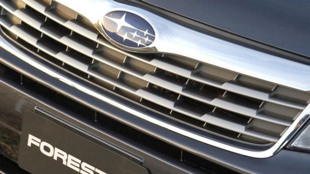 2008 Subaru Forester