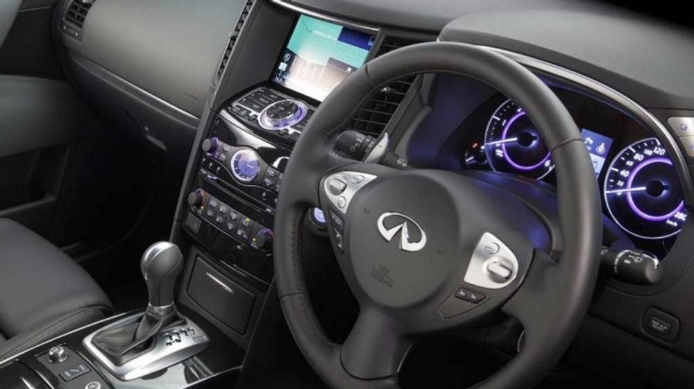 2012 Infiniti FX30d