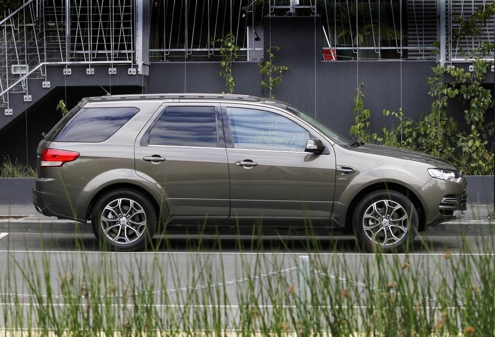 0 FORD TERRITORY