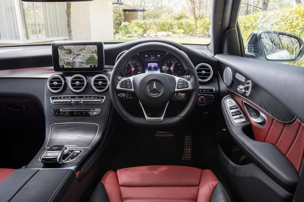 2017 Mercedes-Benz GLC220