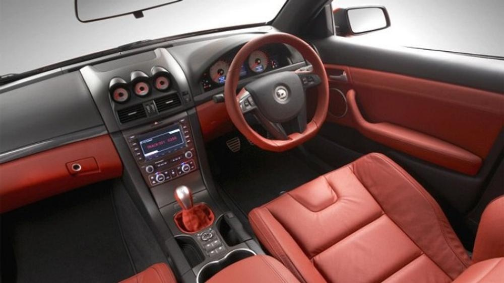 2009 Holden Special Vehicles W427