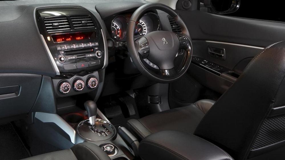 2012 Peugeot 4008