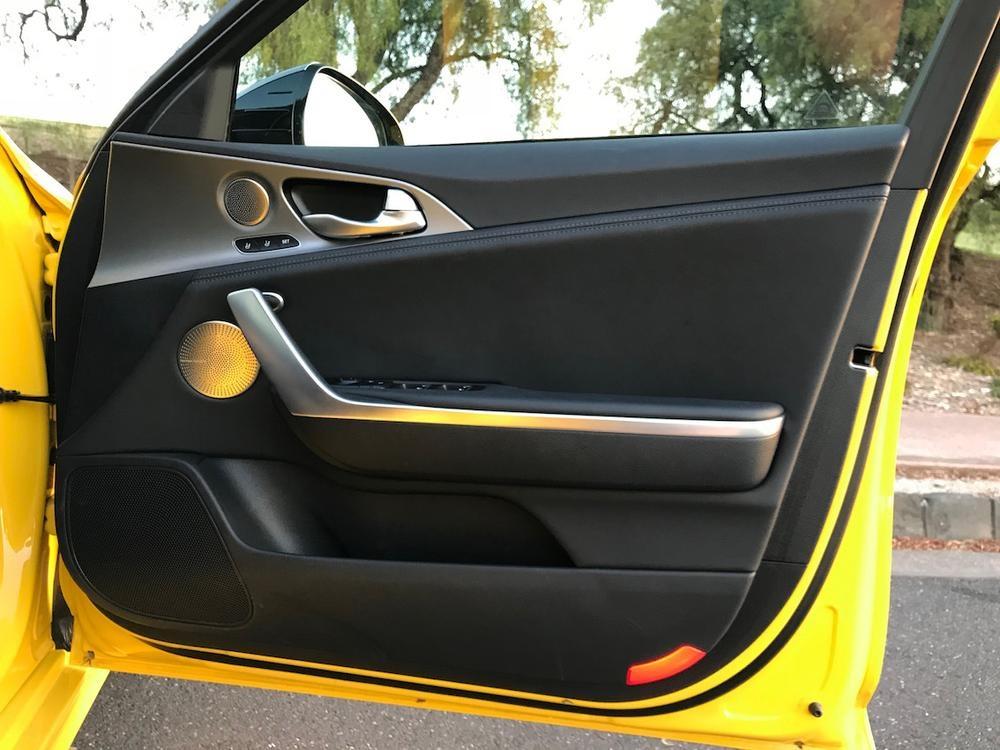 2017 Kia Stinger