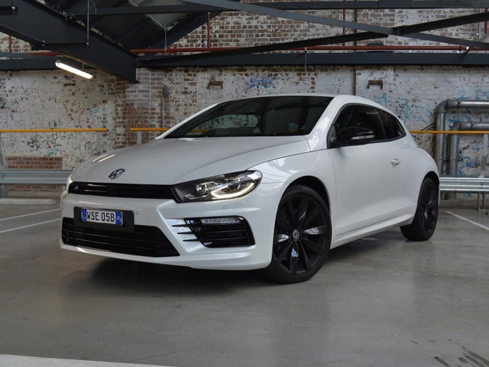 2017 Volkswagen Scirocco R Wolfsburg Review | Special ...