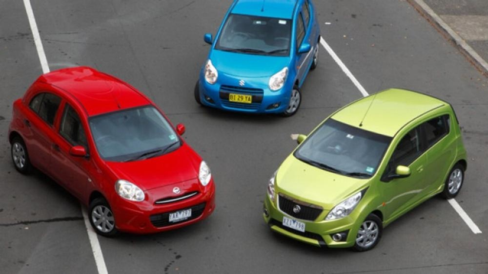 2010 Suzuki Alto
