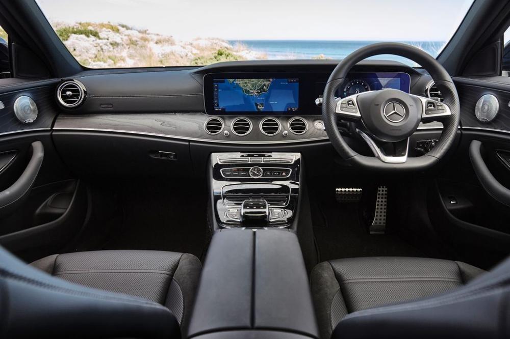 2017 Mercedes-Benz E43