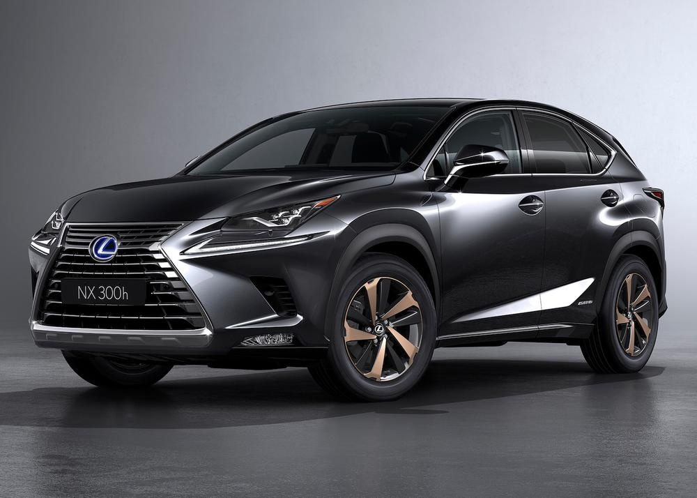 2018 Lexus Nx Early Facelift For