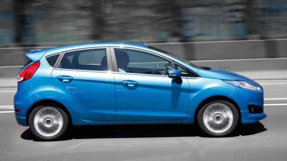 2014 Ford Fiesta