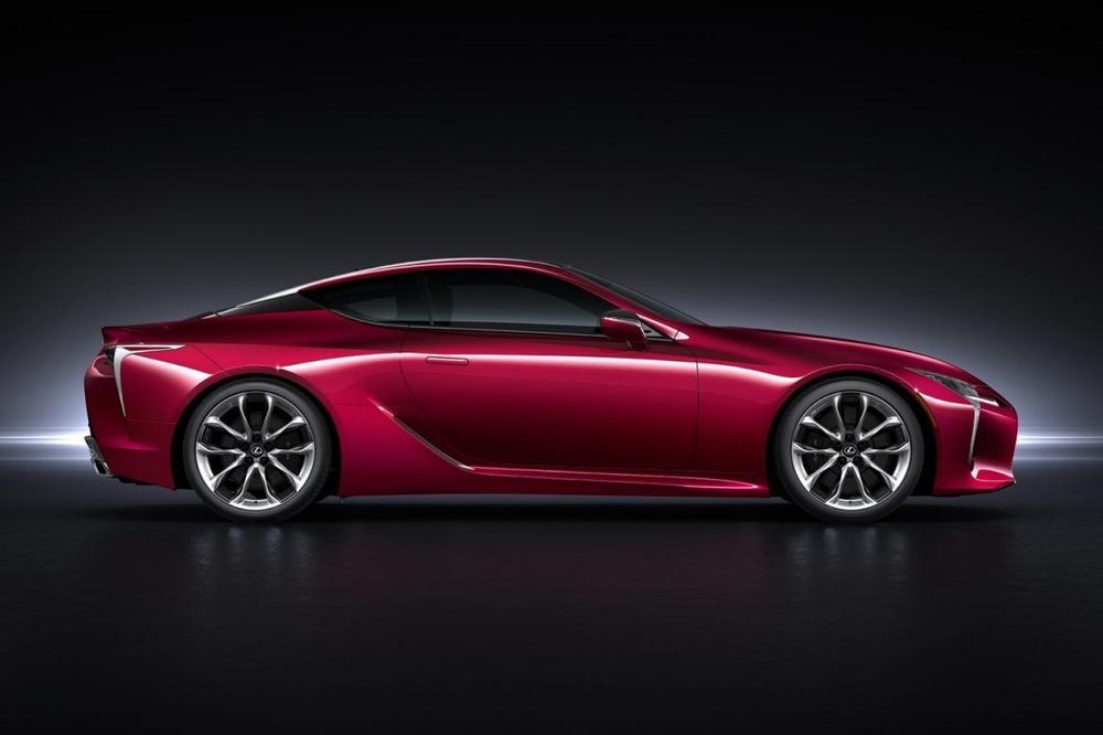 2017 Lexus LC