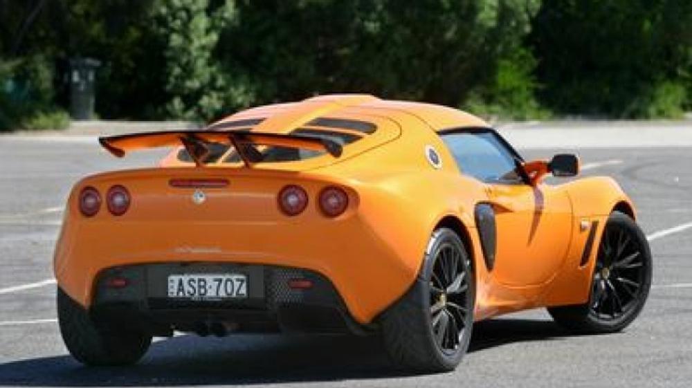 2011 Lotus Exige