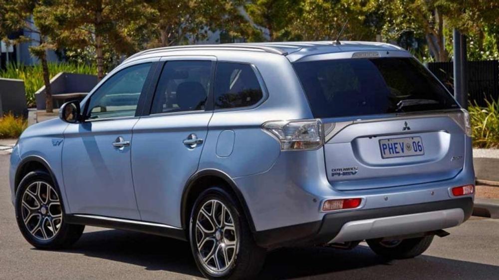 2014 Mitsubishi Outlander