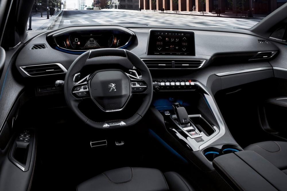2013 Peugeot 5008