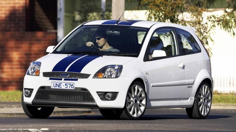 2007 Ford Fiesta