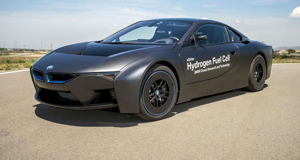 Bmw Hydrogen Model Targeted For 2020 Using Compressed Hydrogen