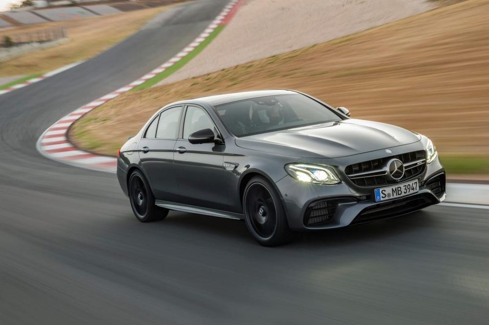 2016 Mercedes-Benz E63