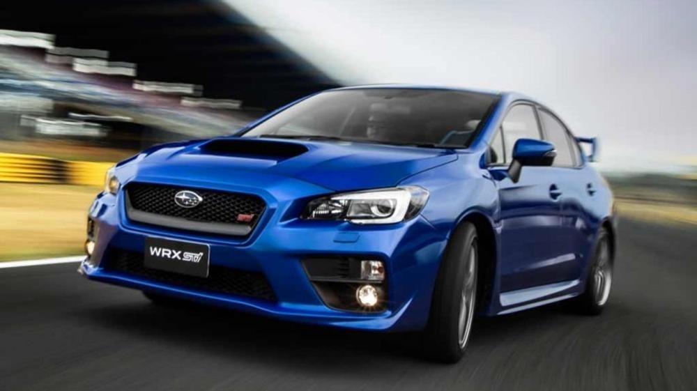 2014 Subaru WRX