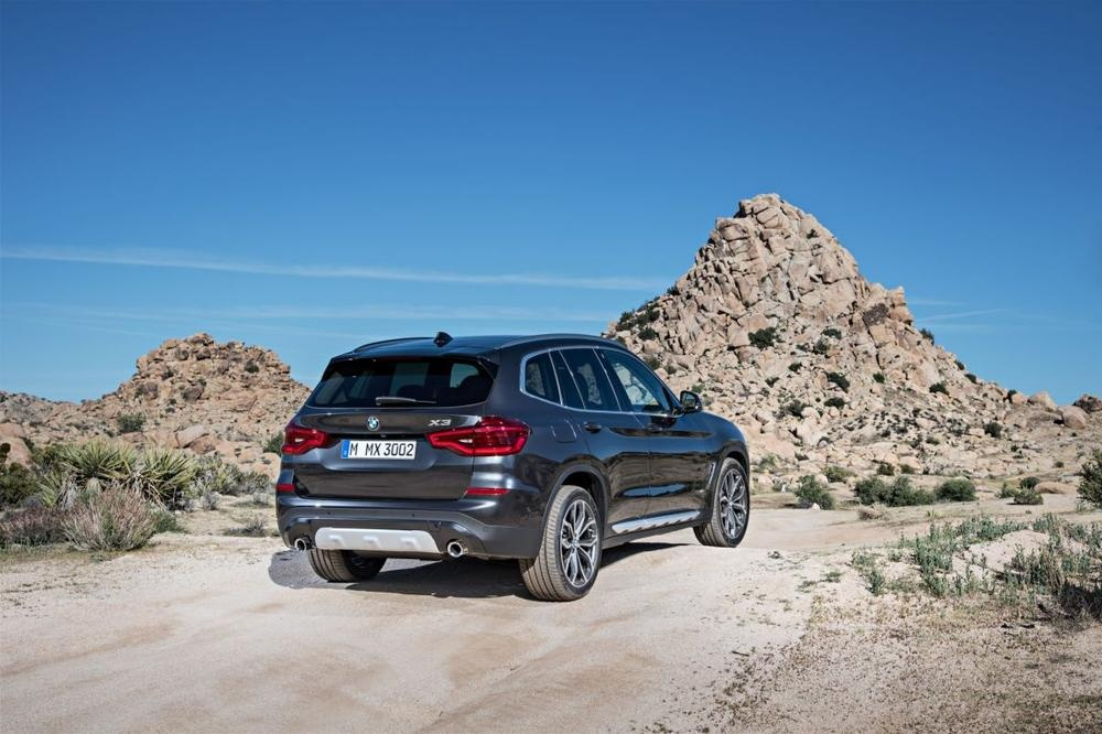 2018 BMW X3 20d