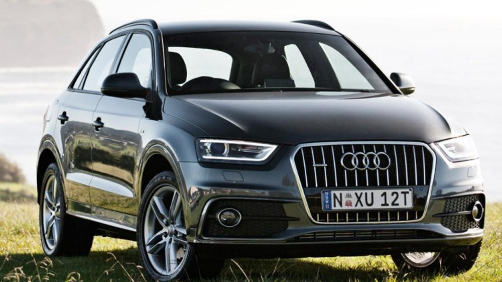 2012 Audi Q3