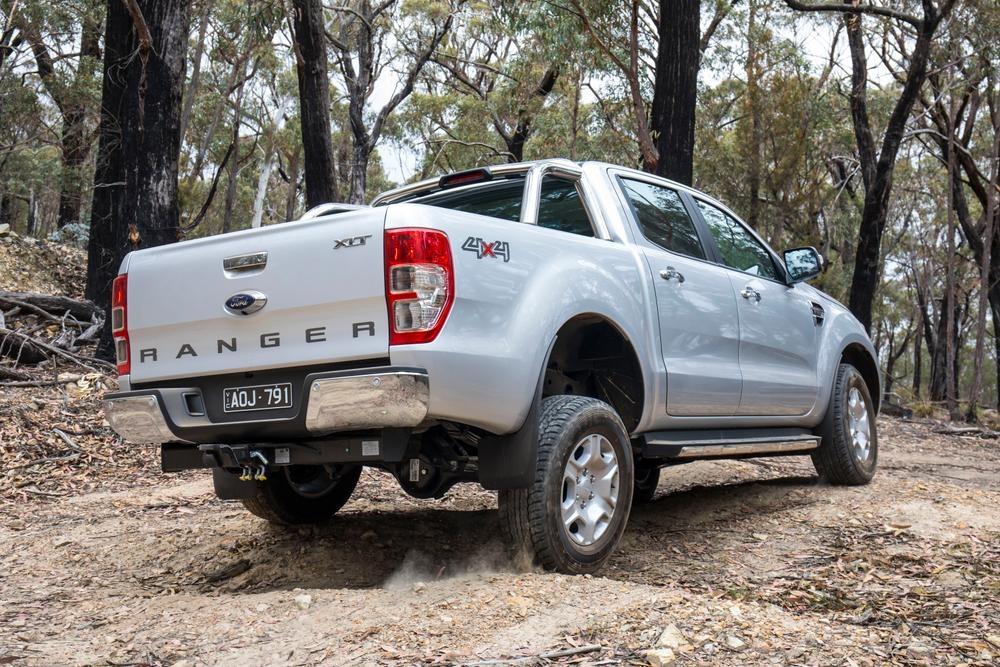 2017 Ford Ranger