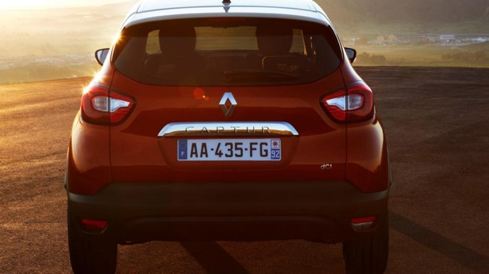 2014 Renault Captur