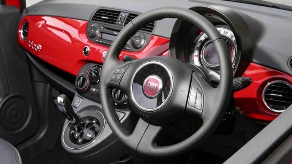 2014 Fiat 500C