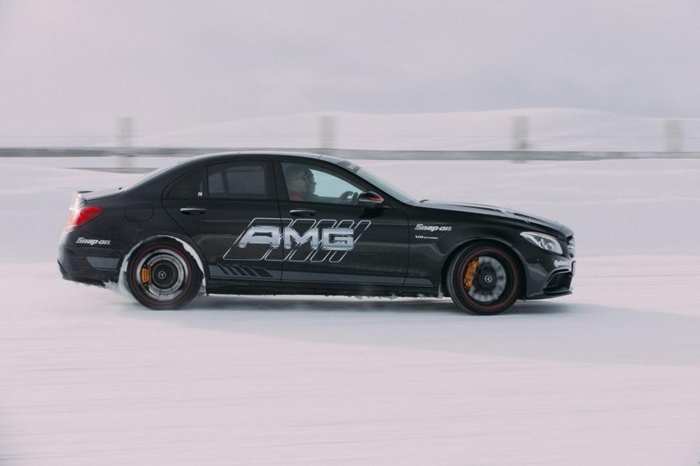 2015 Mercedes-AMG C63