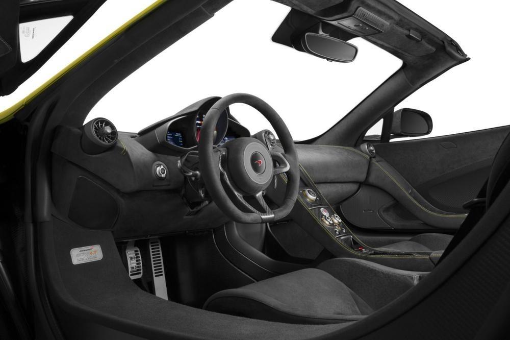 2015 McLaren 675LT