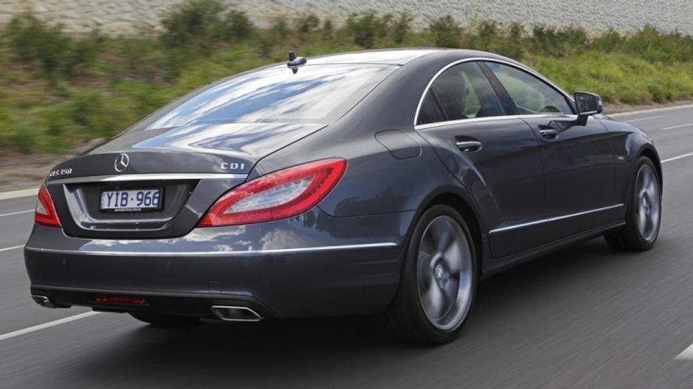 2011 Mercedes-Benz CLS350 CDI