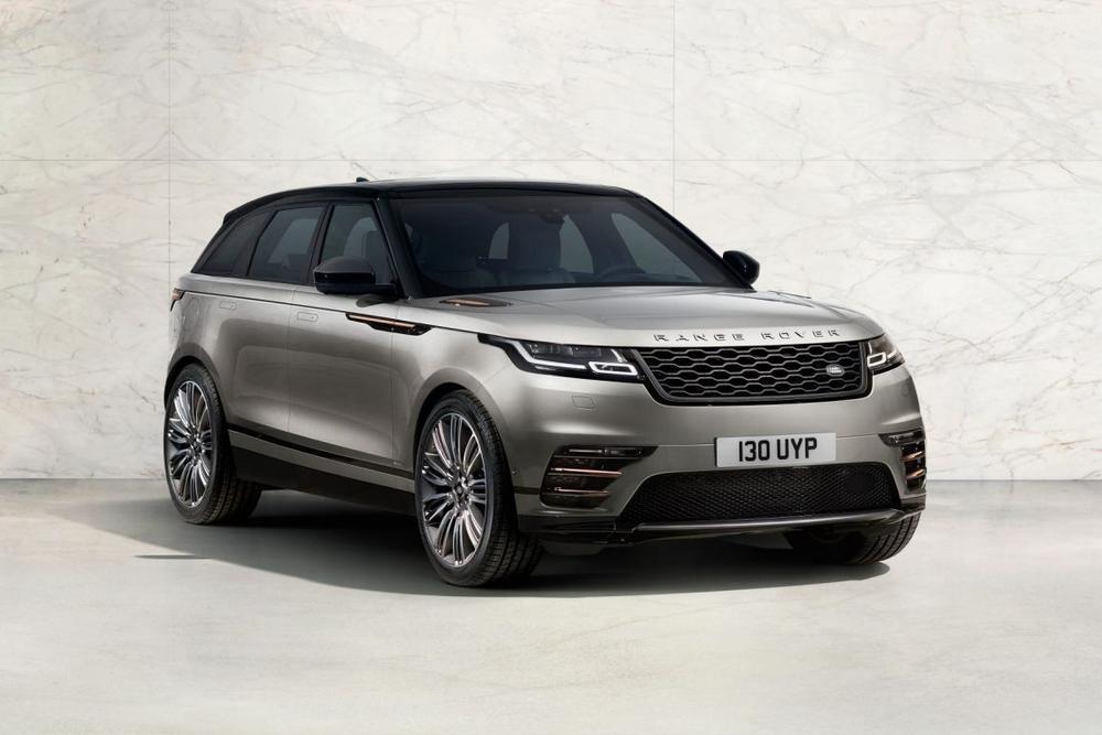 2017 Land Rover Range Rover Velar