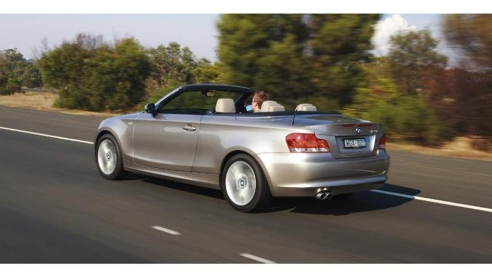 2008 BMW 125i