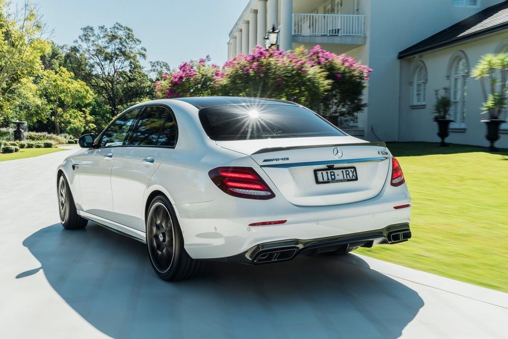 0 Mercedes-Benz E63