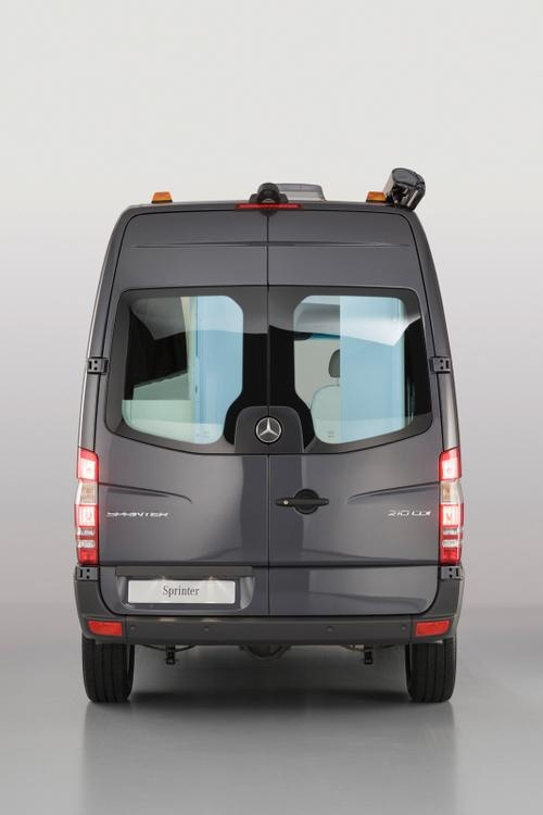 0 MERCEDES-BENZ SPRINTER