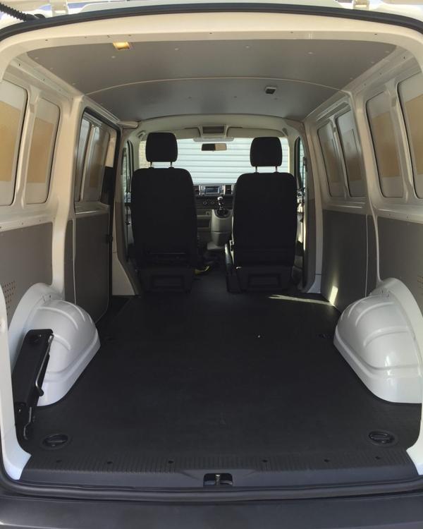 2017 Volkswagen Transporter