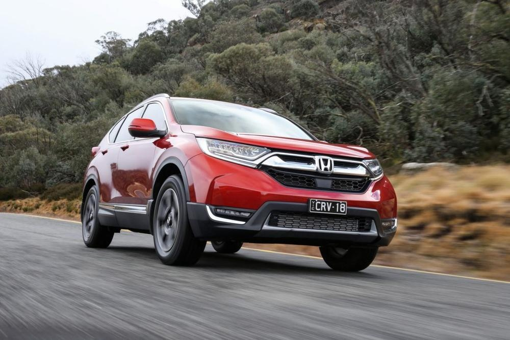 0 Honda CR-V