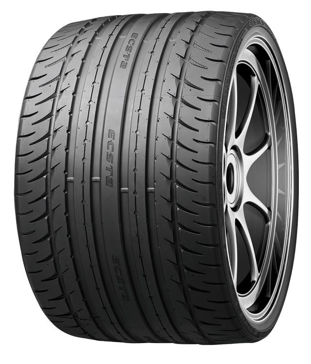 Kumho Gets Low With Worlds First 15-Series Profile Tyre