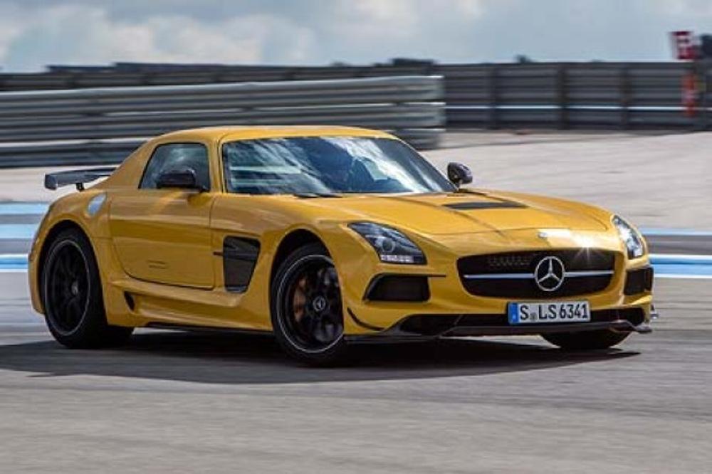 2014 Mercedes-Benz SLS