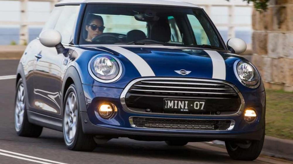 2014 MINI Coupe
